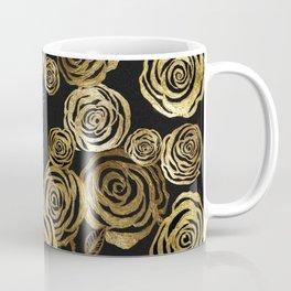 Nightingale and roses Coffee Mug