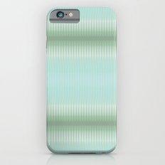 Seaside Stripes Slim Case iPhone 6s