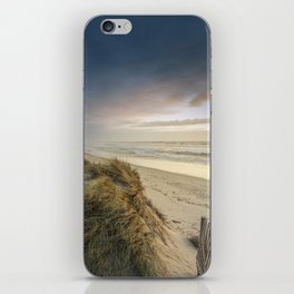 Rodanho beach, Viana do Castelo, Portugal iPhone Skin