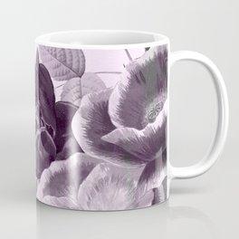 poenies in pink and purple Coffee Mug