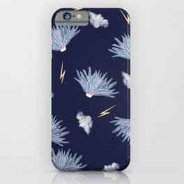 Summer Showers iPhone Case