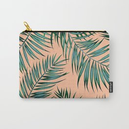 Shade in Apricot Carry-All Pouch