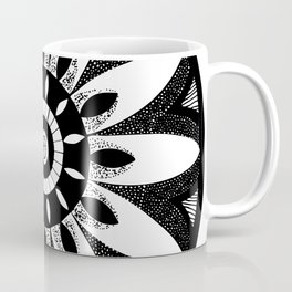 Star Anise Hand Drawn Mandalas Coffee Mug
