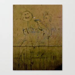 """Holymorphic Function"" (Manila) Canvas Print"
