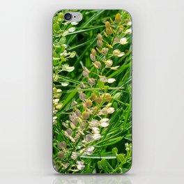 Grassy Beauty iPhone Skin