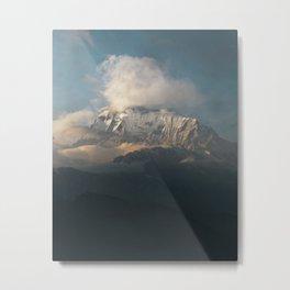 Nepal Metal Print