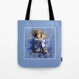 Flanery BJJ - Grunge Design Tote Bag