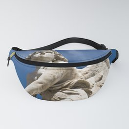 WHITE ANGEL - Sicily - Italy Fanny Pack