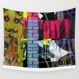 MixxUp Wall Tapestry
