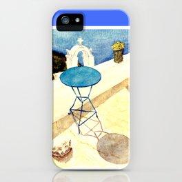 Greek Memories No. 5 iPhone Case