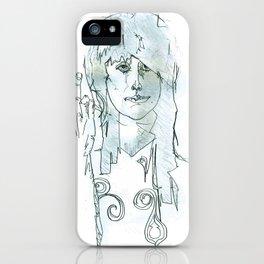 Grace Slick iPhone Case