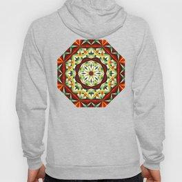 Winter cheer, abstract pattern design Hoody