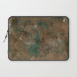 Patina Copper Laptop Sleeve