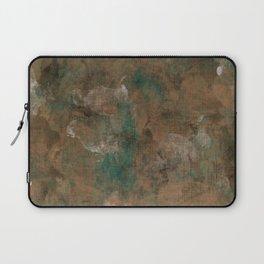 Patina Copper Laptop Sleeve