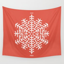 An Amazing Christmas Wall Tapestry