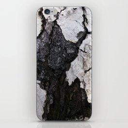 bark abstact no1 iPhone Skin