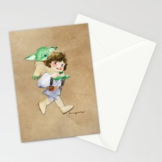 Not a backpack Stationery Cards