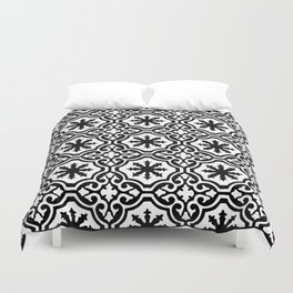 Arabic Style Pattern  Duvet Cover