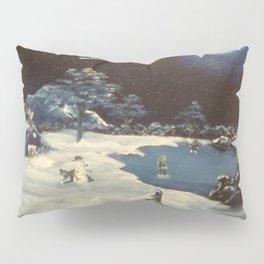 Restless winter Pillow Sham