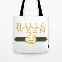 Halloween In Style Tote Bag