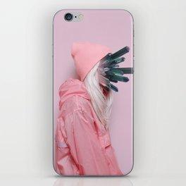 CRYSTLfce iPhone Skin