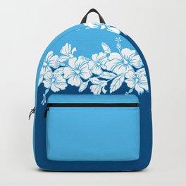 Hawaiian Hibiscus Backpack