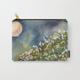 Moon Drops on Sacred Ground Carry-All Pouch