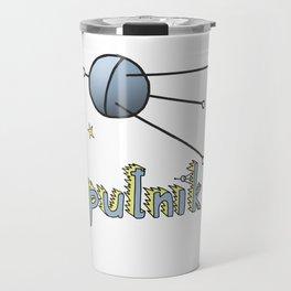 Sputnik Travel Mug