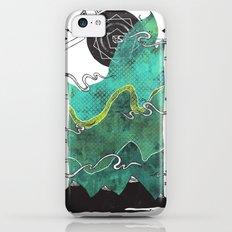 Northern Nightsky iPhone 5c Slim Case