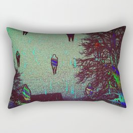sound (e)scapes Rectangular Pillow