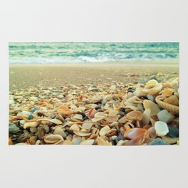 Shore and Shells Rug