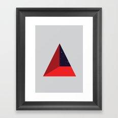 SKYCORNER Framed Art Print