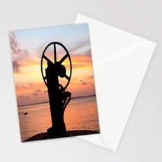 gear Stationery Cards