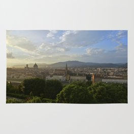 Florence, Italy Rug
