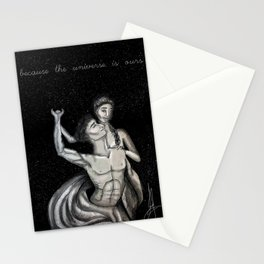 HAND BY HAND Stationery Cards