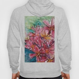 color bunch, flowers, floral Hoody