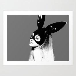 Ariana is DANGEROUS Art Print