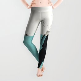 It's my escape from reality ... Leggings