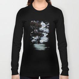 The Girl Among The Stars Long Sleeve T-shirt
