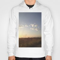 hiking Hoodies featuring Hiking Whittier by Uptilted Sparrow Photography