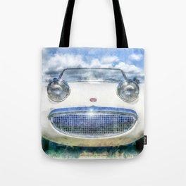 Happy Happy Fun Car Tote Bag