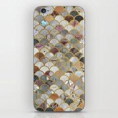 Textured Moons iPhone & iPod Skin