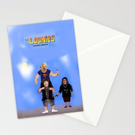 The Loonies Stationery Cards
