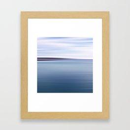 landsend - seascape no.06 Framed Art Print