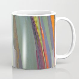 Rainbow Eucalyptus Magic Coffee Mug