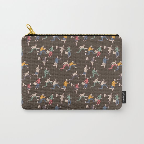 hurry up! Carry-All Pouch