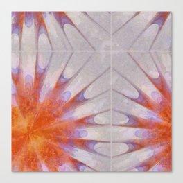 Extemporise Reality Flowers  ID:16165-061204-96700 Canvas Print