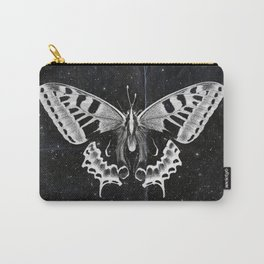 Butterfly in the stars Carry-All Pouch