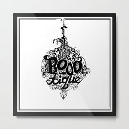BOOO-tique! Metal Print