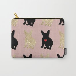 Dazzling French Bulldogs Carry-All Pouch